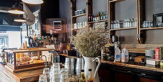 Ref: 1858, Cafe