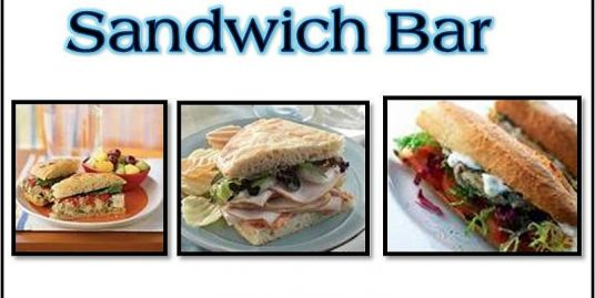 Ref: 2055, Sandwich Bar / Industrial