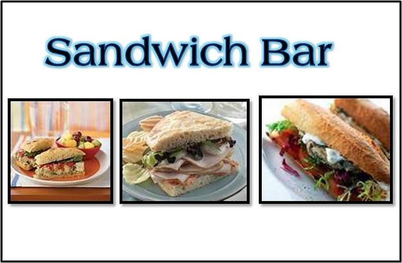 Ref: 2055, Sandwich Bar / Industrial